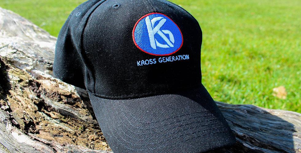 Kross Generation Velcro Strap Cap