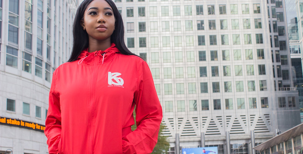 Kross Generation Windbreaker