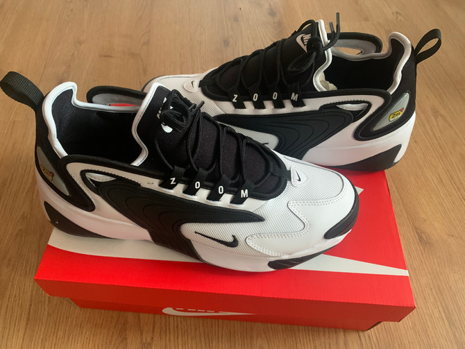 On my feet today : Monday 16th November 2020 - Nike Zoom 2K