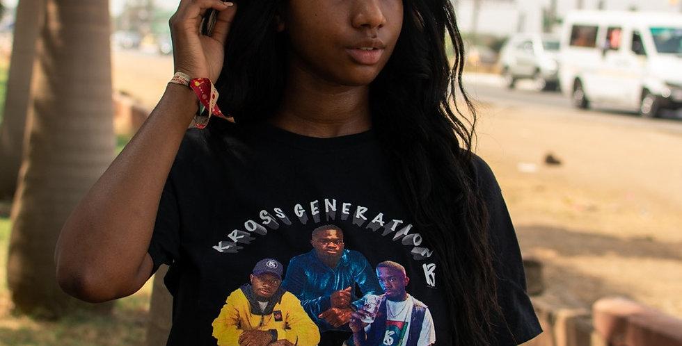Kross Generation 3x Crazieee T-shirt