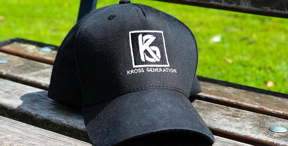 Kross Generation Square Logo SnapBack