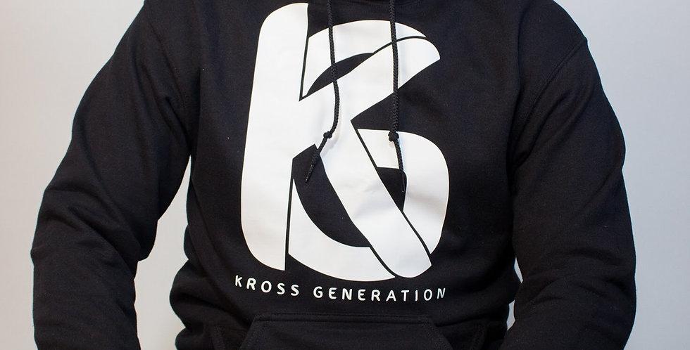 Kross Generation Logo Hoodie (Black)