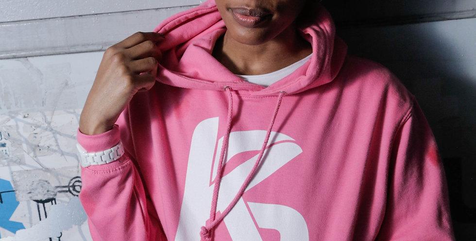 Kross Generation Logo Hoodie (Pink)