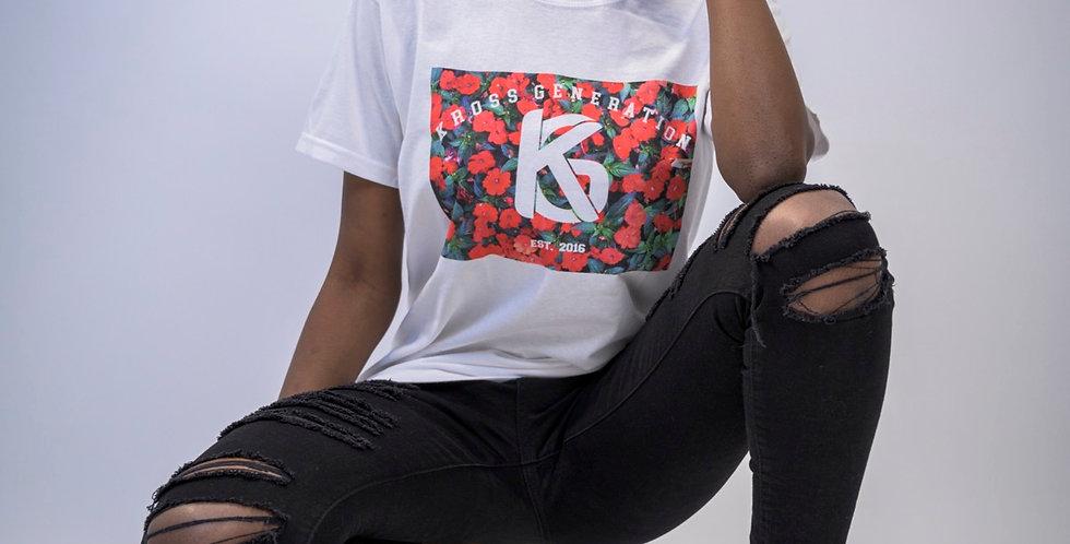 Kross Generation Flower T-Shirt