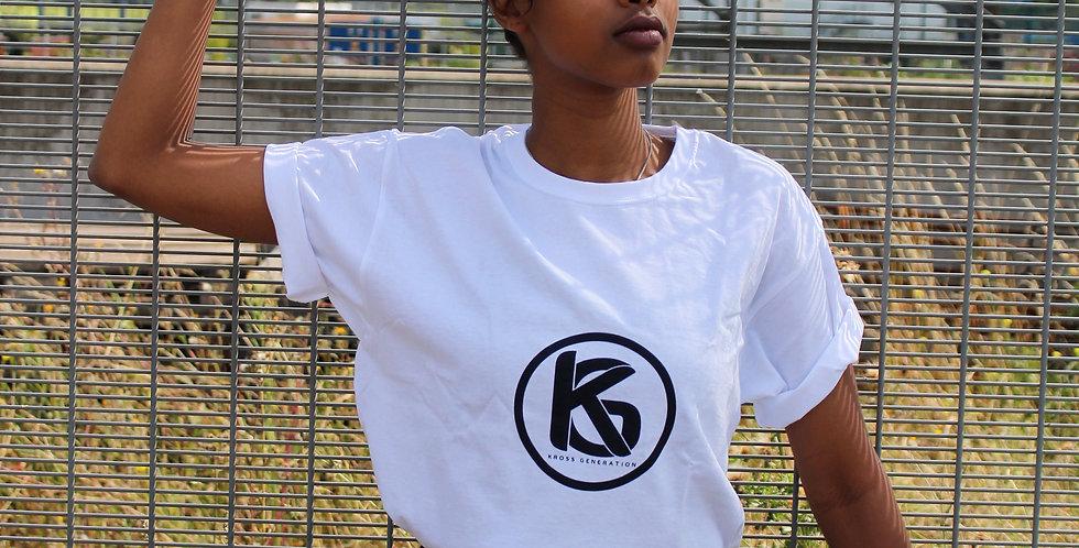 Kross Generation Logo T-shirt (Circle)