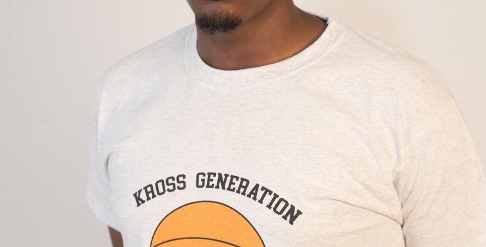 Kross Generation Basketball T-Shirt