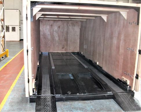 Bespoke Case Design for Export & Car Storage