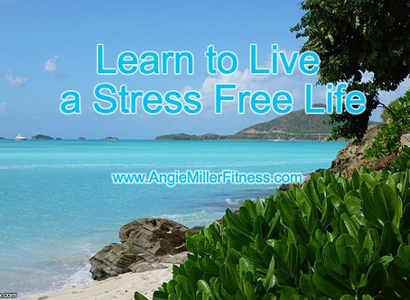 How to Live a Stress Free Life