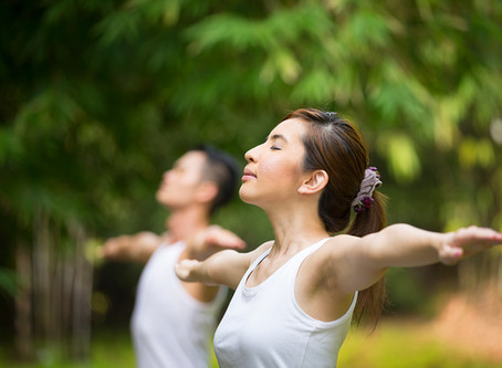 Emotions in Motion: Exercise As An Anxiety Intervention