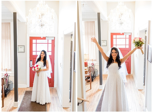 Western Front Hotel Wedding Styled Shoot | CSC Photography - Weddings | St. Paul, VA