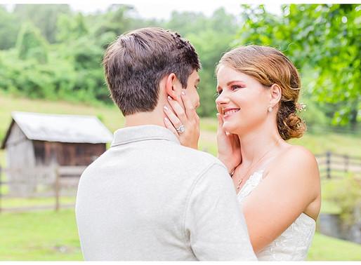 Ken & Caitlin - Married | CSC Photography - Weddings | Private Farm - Sharps Chapel, TN