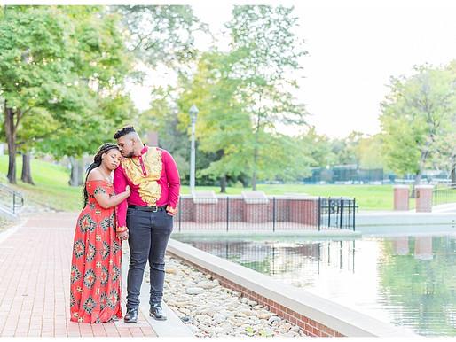 Houston & AJ | CSC Photography - Couples | Emory & Henry College - Virginia Wedding Photographer