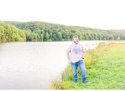 Will Ireson - Eastside Senior Session | CSC Photography | Hidden Valley Lake - Abingdon, Virginia