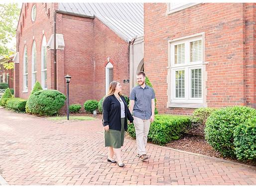 Jonah & Ashelyn | CSC Photography - Couples | Abingdon, VA
