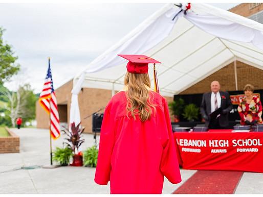Lauren Cornett - Graduation | CSC Photography - Personal | Lebanon High School - Lebanon, VA