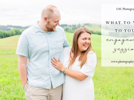 What to Wear for Engagement or Couples Sessions | CSC Photography - Information | VA Photographer