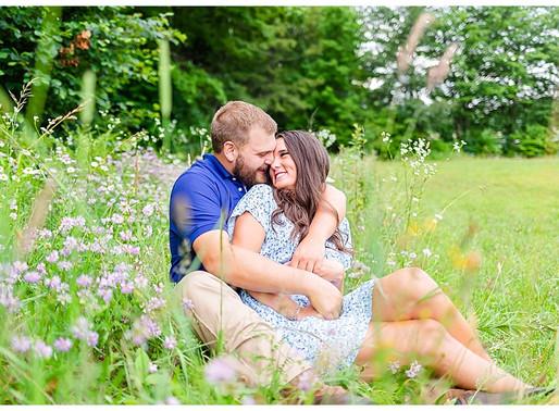 Matthew & Mikayla - Engaged   CSC Photography - Couples   Hidden Valley Lake - Abingdon, VA