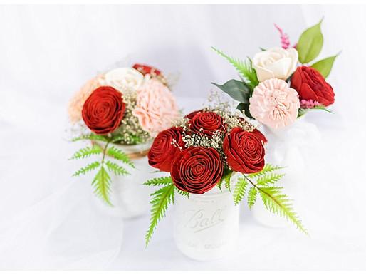 Wood Flowers Co. | CSC Photography - Product/Branding | Bristol, VA