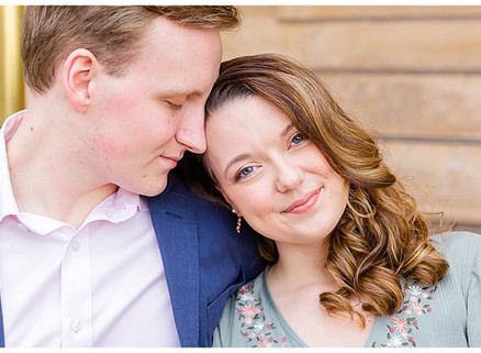 Cullen & Kacie | CSC Photography - Couples | State Street & Steele Creek Park - Bristol, TN