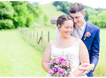 Emily & Devin - Married | CSC Photography - Wedding | Southwest Virginia Photographer