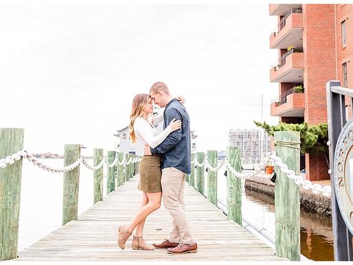 Brendan & Mackenzie - Engaged | CSC Photography - Couples | Norfolk, VA Wedding Photographer