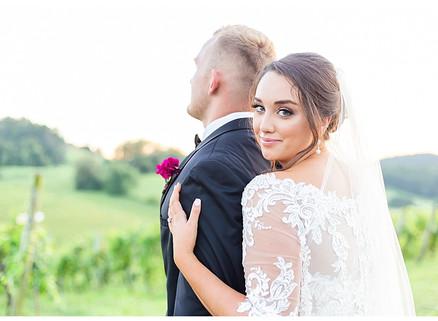 Kaleb & Brennan   CSC Photography - Weddings   Villa Nove Vineyards - Butler, TN