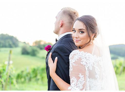 Kaleb & Brennan | CSC Photography - Weddings | Villa Nove Vineyards - Butler, TN