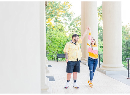 Abe & Emily | CSC Photography - Couples | Emory & Henry College - Virginia Wedding Photographer