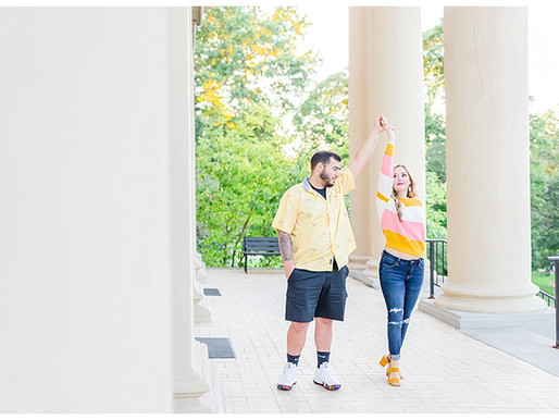 Abe & Emily | CSC Photography - Couples | Emory & Henry College - Virginia Wedding Photographer