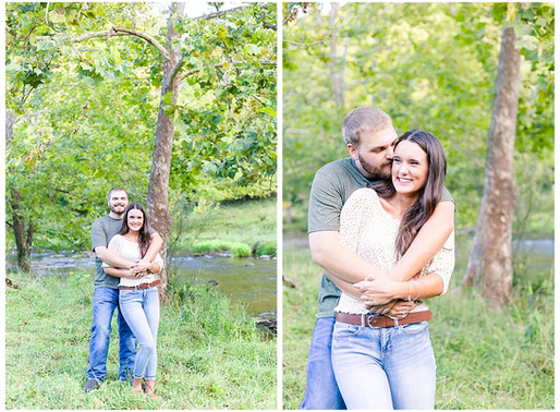 Matthew & Mikayla - Surprise Proposal   CSC Photography - Couples   Private Farm - Paintlick, VA