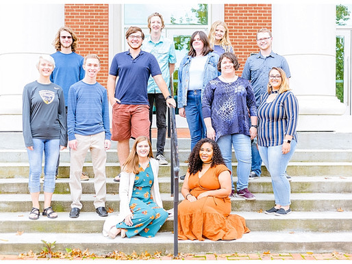 Grace Notes PR Day Fall 2019 | CSC Photography - Headshots | Emory & Henry College, VA