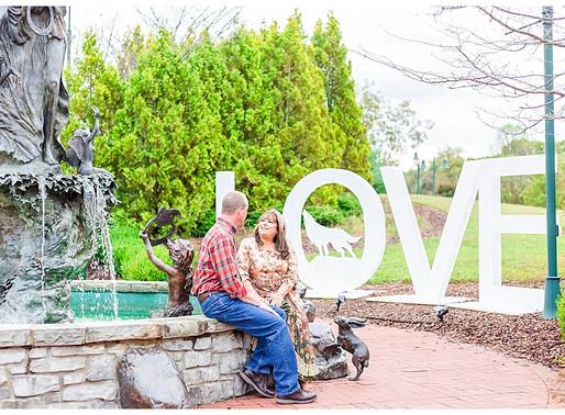Charlie & Randa   CSC Photography - Couples   Abingdon, VA