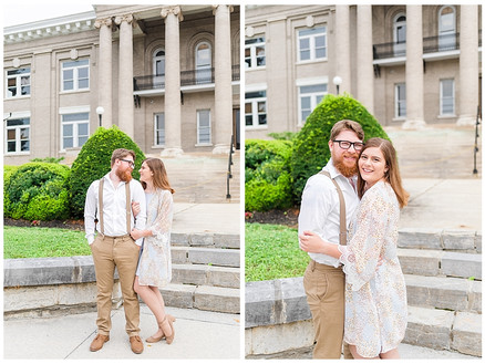Devon & Caitlin | CSC Photography - Branding | Marion, VA