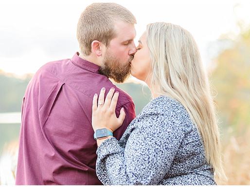 Jordan & Lexi - Engaged | CSC Photography - Couples | Oak Grove Park - Chesapeake, VA