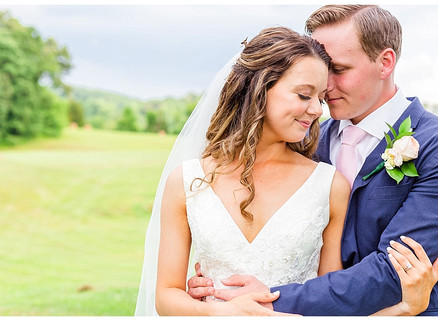 Kacie & Cullen - Married | CSC Photography - Weddings | Kingsport, TN