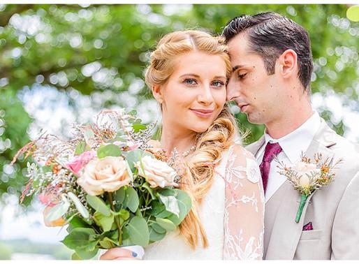 Shabby Chic Wedding Inspiration | CSC Photography - Weddings | Greenwood Oaks - Afton, TN