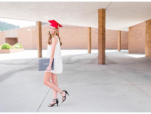 Lauren Cornett | CSC Photography - Senior Portraits | Lebanon High School - Lebanon, VA