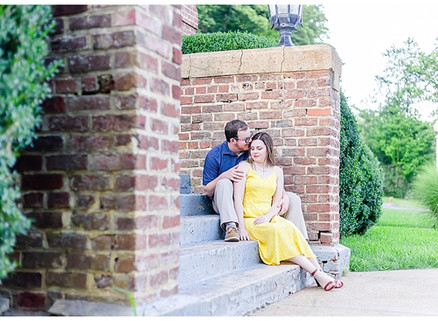 Parker & Landie - Engaged | CSC Photography - Couples | Emory & Henry College - Hungry Mother Park