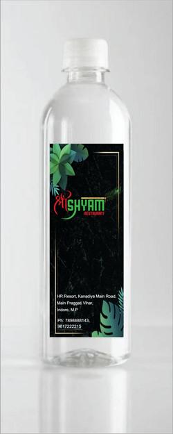 Shri Shyam Restaurant bottle