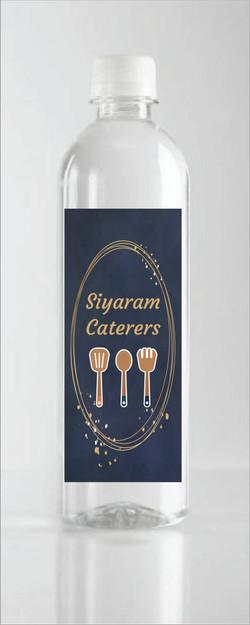 Siyaram Caterer bottle