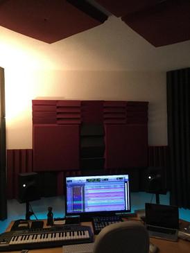 Studio d'enregistrement Realistik Music beat instrumental