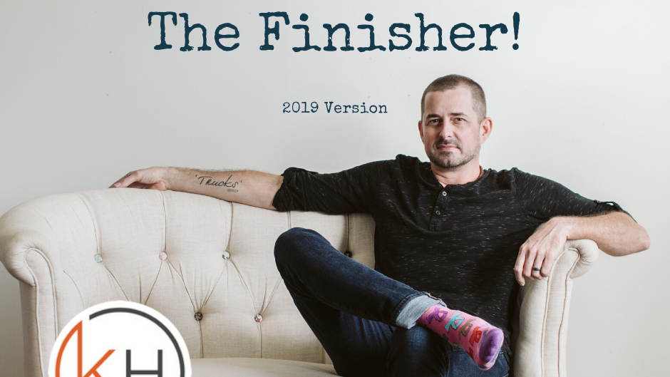 The Finisher - Q-3&4 Workbook