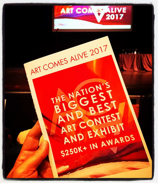 ADC Art Comes Alive 2017             Opening & Awards Show