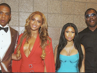 Join TIDAL . . . Or Get DESTROYED!! Insider Claims It Was JAY Z . . Who Sent Nicki And Meek Out . .