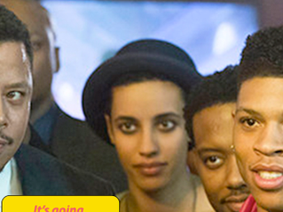 They're FIGHTING On the Set Of EMPIRE . . . . Terrence Howard Gets CUT . . . And He PUNCHED Bryshere