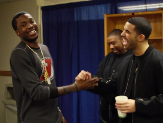 Meek Mill Goes on Wild Twitter Rant, Disses Drake, Says He Doesn't Write His Own Raps