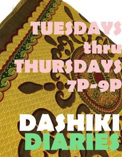 Dashiki Diaries