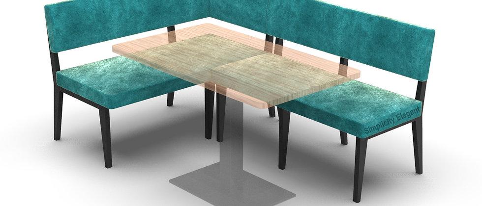 Simplicity Elegant - RH End Corner 1200mm