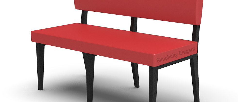 Simplicity Elegant - Straight 1200mm Booth Seating