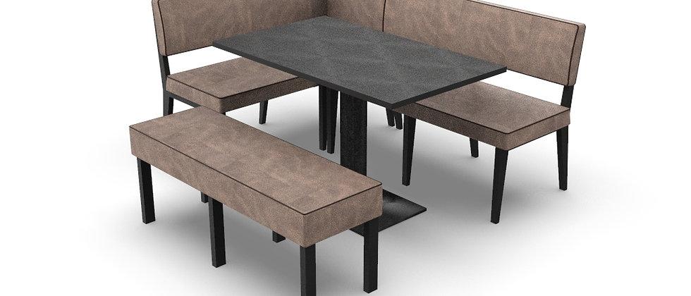 Simplicity Elegant -  Corner Set